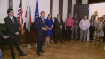 От нашия пратеник: Плевнелиев се срещна с българската общност в Ню Йорк
