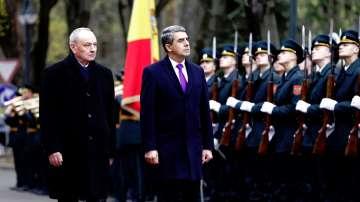 Росен Плевнелиев e удостоен с най-високото държавно отличие на Молдова