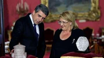 Президентът Плевнелиев на посещение в Малта