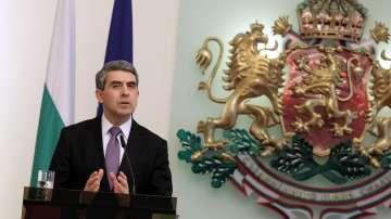 Президентът Плевнелиев определи мандата си като труден, но успешен