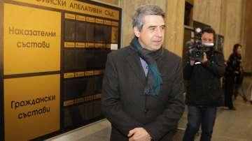 Росен Плевнелиев се яви като свидетел по делото срещу Николай Ненчев
