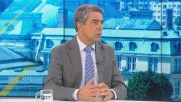 Плевнелиев: Има шанс реваншистки сили да дойдат на власт в Северна Македония