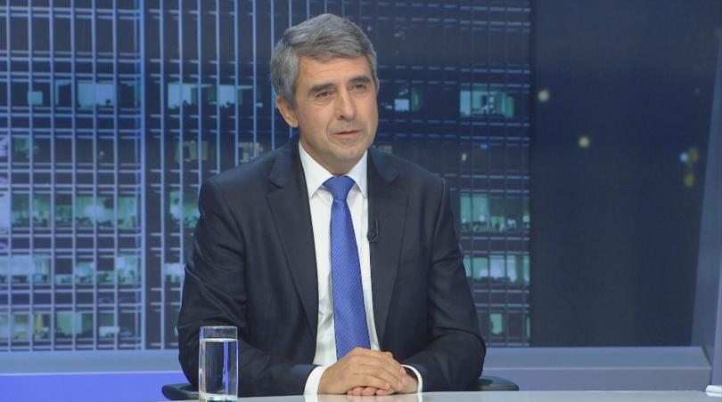 Росен Плевнелиев, президент на Република България в периода 2012-2017 г.,
