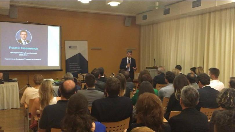 Български предприемачи от страната и чужбина се срещнаха във Виена