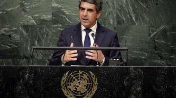 Президентът в ООН: Светът да се фокусира върху изкореняването на бедността