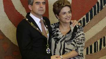 Президентът Плевнелиев: Откриваме нов хоризонт за сътрудничество с Бразилия