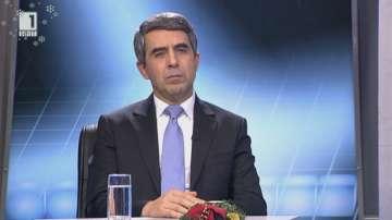 Плевнелиев: КС да каже законен ли е референдумът на Слави Трифонов