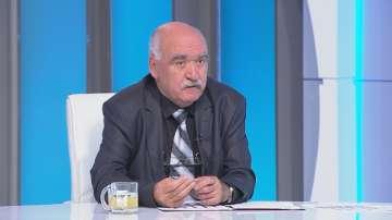 Проф. Плочев поискал увеличение на бюджета за НЗОК с 500 млн. лв.