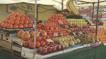 Поскъпването на плодовете и зеленчуците се дължи на лошите климатични условия