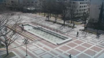 Откриха обновения централен площад в Благоевград