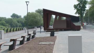 Нови площи за почивка по крайречната алея на река Марица в Пловдив