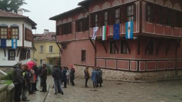 Ръст на чуждестранните туристи в Стария град в Пловдив