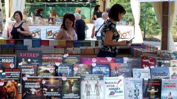 Започна фестивалът Пловдив чете