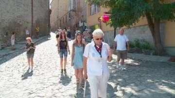 40% ръст на туристите в Пловдив