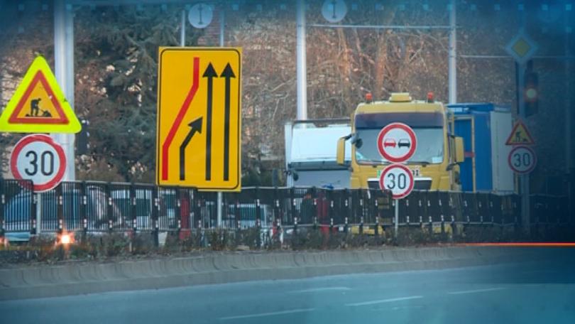 Утре се очаква да бъде пуснато движението по централния пловдивски