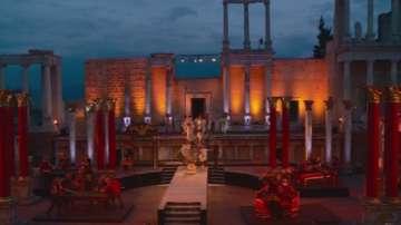 Премиера на операта Риголето в Античния театър в Пловдив