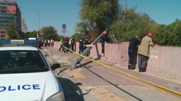 Две момчета загинаха при тежка катастрофа в Пловдив