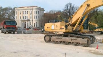 Иван Тотев: Площад Централен в Пловдив трябва да е готов на 6 септември