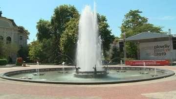 Пловдивчани приемат адската жега нормално