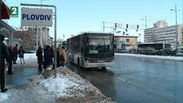 От днес тръгват нови автобуси по 13 линии от градския транспорт на Пловдив