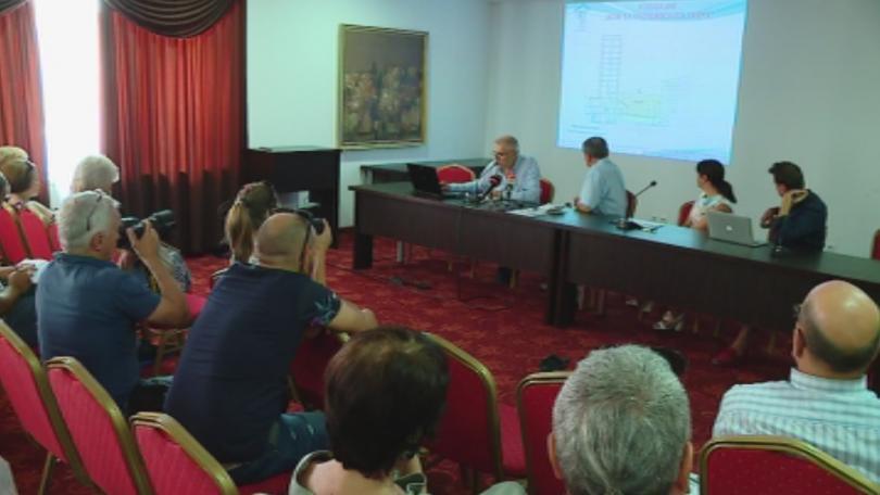 Мястото за построяване на сграда за Пловдивската опера продължава да