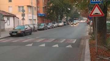 Изграждат повдигнати пешеходни пътеки в Пловдив