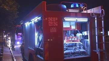Големият пожар в центъра на Пловдив беше потушен късно снощи