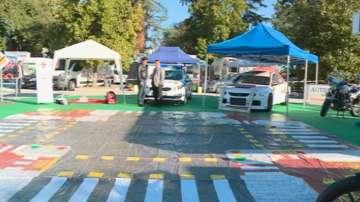 Пловдивската полиция с кампания Отговорни на пътя