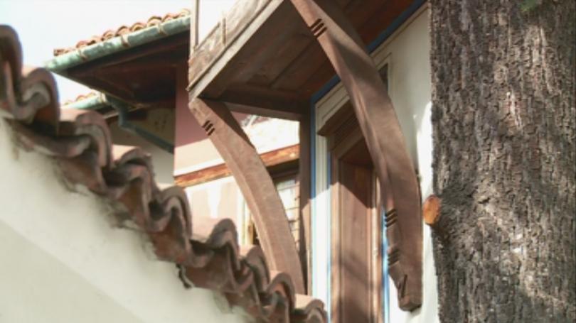 Снимка: Засилени противопожарни мерки в архитектурните къщи в Пловдив