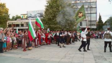 Кулминация на честванията: Възстановка на събитията от Съединетието в Пловдив