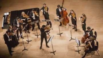 Концерт с инструменти от времето на Страдивариус на Античния театър в Пловдив