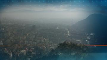 Двойно завишени са фините прахови частици в Пловдив