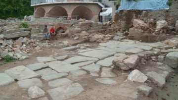Откриха фрагменти от най-главната антична улица на Филипопол