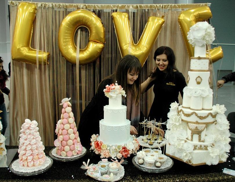 Изложението за сватби и събития, което се провежда днес и