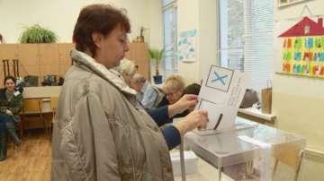 Към 10 ч. избирателната активност в Пловдив е 2.96%