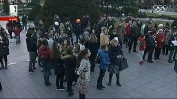 Протести в Русе и Враца срещу закриването на паралелки в елитни училища