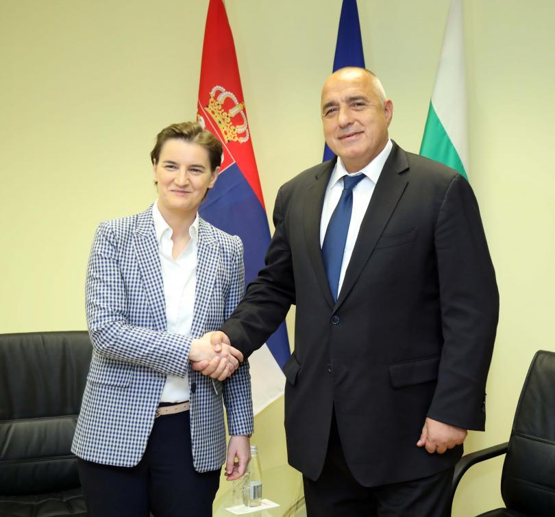 снимка 1 Бойко Борисов проведе двустранни срещи с премиерите на Сърбия и Черна гора