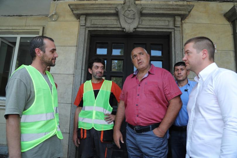 снимка 2 Борисов свиква среща с Горанов и КФН заради фалита на дружество Олимпик