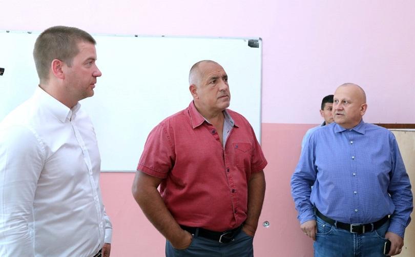 Борисов свиква среща с Горанов и КФН заради фалита на дружество Олимпик