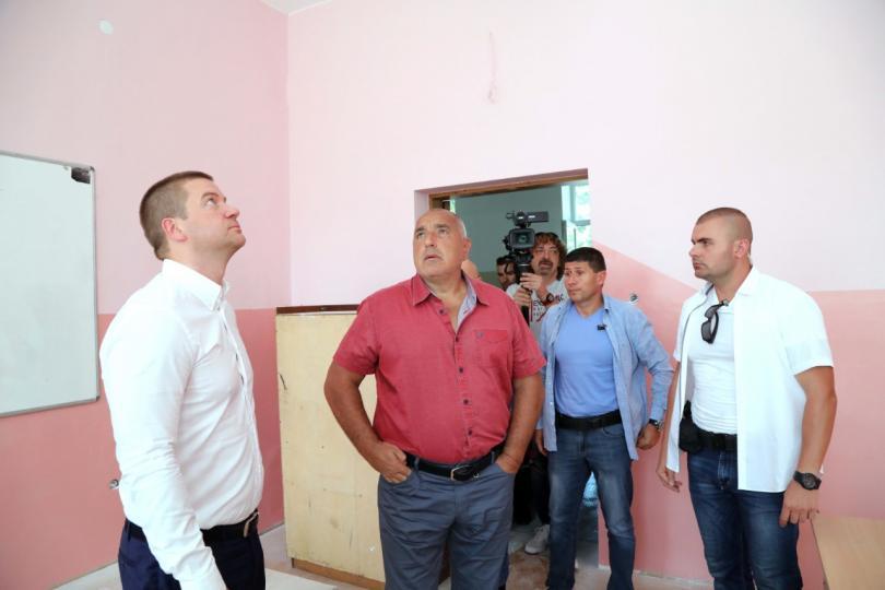 снимка 3 Борисов свиква среща с Горанов и КФН заради фалита на дружество Олимпик
