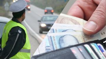 Пътен полицай беше осъден на 3 години условно за вземане на подкупи