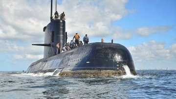 Аржентинска подводница е в неизвестност от три дни