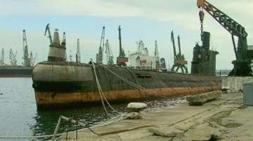 Последната българска подводница Слава може да бъде превърната в музей