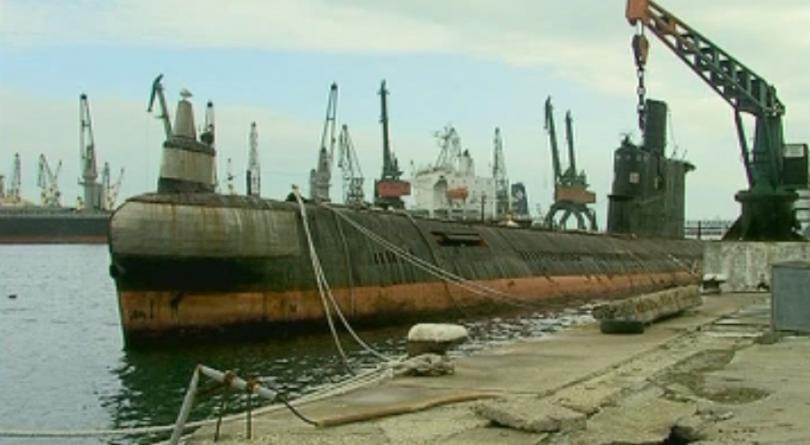 Последната българска подводница