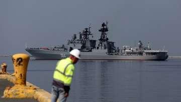 14 моряци загинаха при пожар в руска подводница
