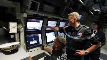 Франция пусна по вода нова ядрена подводница
