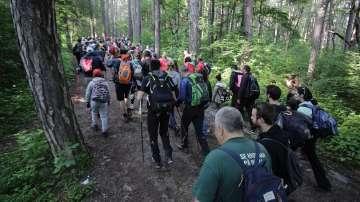 От Княжево до Копитото – стотици на поход в памет на алпиниста Боян Петров