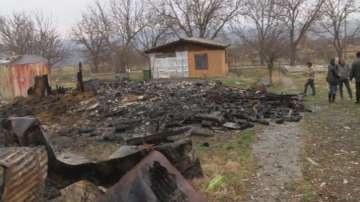 15-годишно момиче загина при пожар в дома си