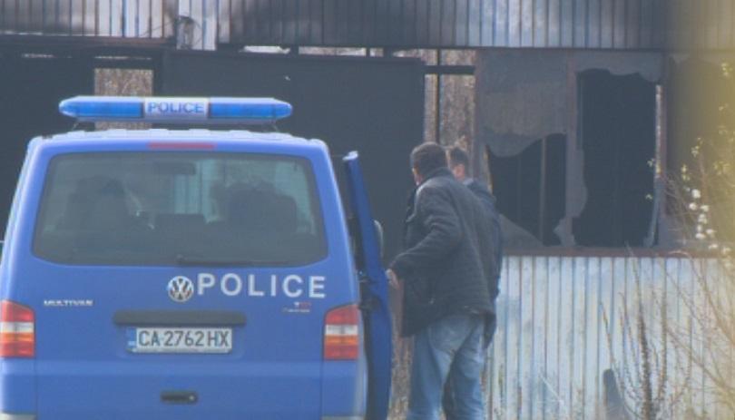 коли изгоряха палеж закрит паркинг софия