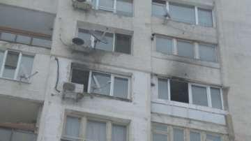 Горя апартамент в Люлин